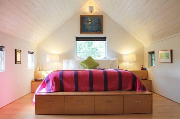 file.396925 Giường ngủ kết hợp tủ lưu trữ có ảnh hưởng như thế nào trong phong thủy